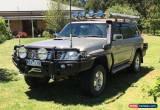 Classic 2009 Nissan Patrol GU Y61 Ti Wagon 7seat Spts Auto 4sp 4x4 3.0DT [MY09)  for Sale